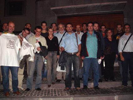 Foto finish de las VI Jornadas de Internet en Aragón