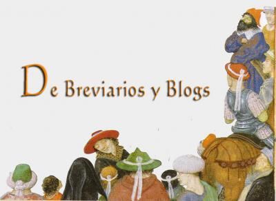 De Breviarios y blogs