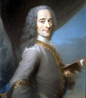 Fin de semana con Voltaire